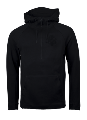 Nike tech-fleece hoodie svart hz