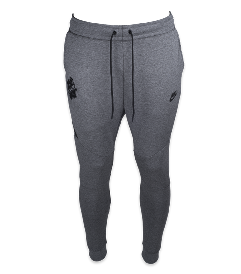 NIKE tech-fleece byxa grå