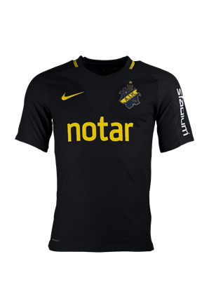 Matchtröja Aeroswift - Official player jersey - Sponsorer + namn + nummer